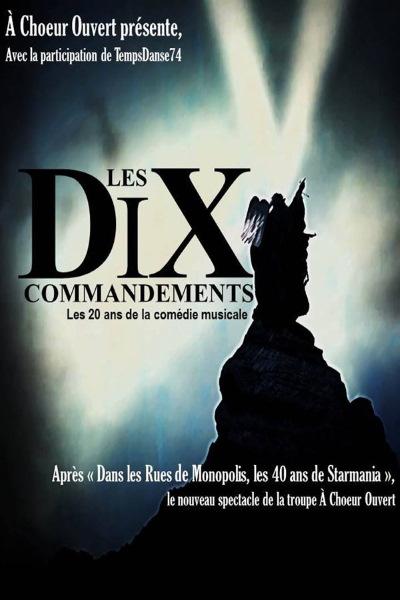 concert Les Dix Commandements (les 20 Ans De La Comedie Musicale)