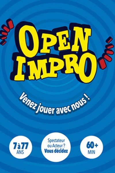 OPEN IMPRO