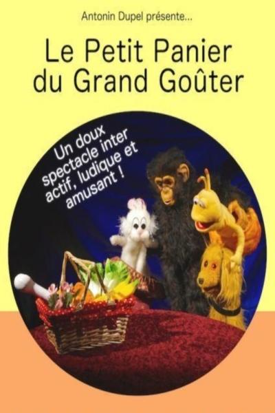 LE PETIT PANIER DU GRAND GOUTER