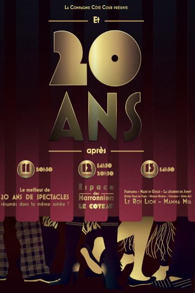 concert Et 20 Ans Apres ... (cie Cote Cour)