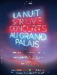 La nuit électro SFR Live Concert retransmise sur Spotify