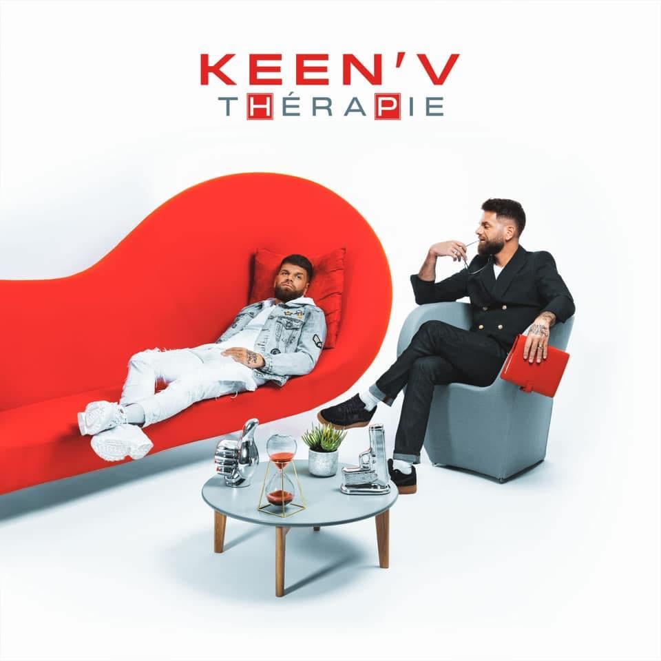 La Thérapie Tour de Keen'V est décalée à Mars 2020 !