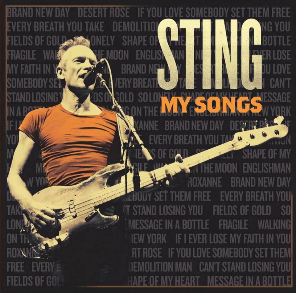 Sting en concert à Grenoble le 28/10 pour sa tournée