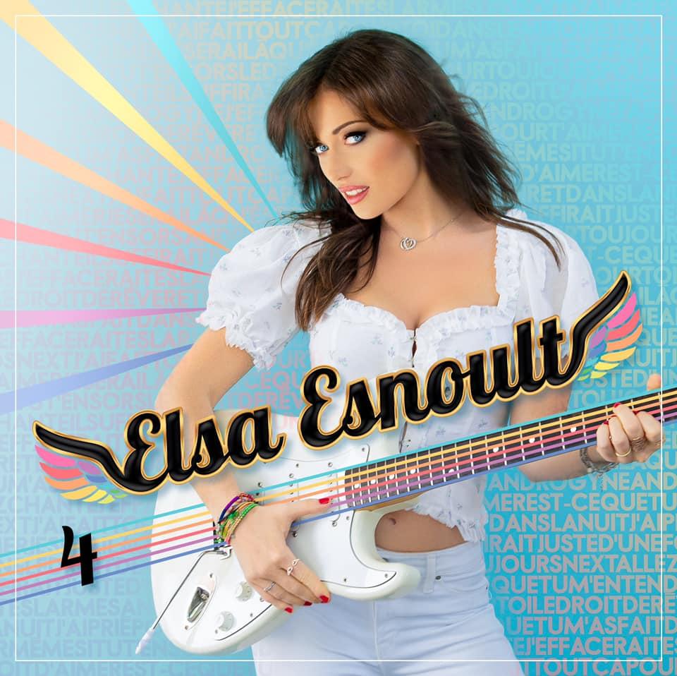 Elsa Esnoult : Sortie de son nouvel album et tournée 2020