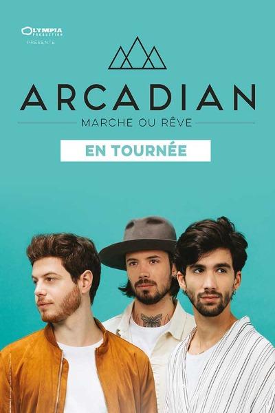 concert Les Arcadians