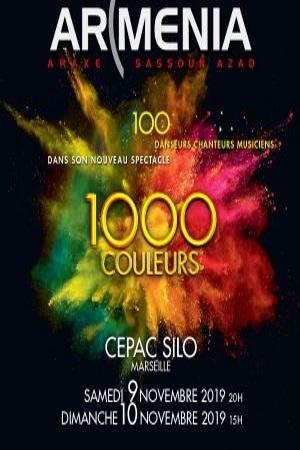 concert 1000 Couleurs - Artmenia