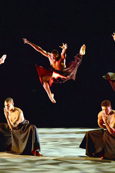AILEY II - ROAD TO ONE - THE HUNT - VIRTUES