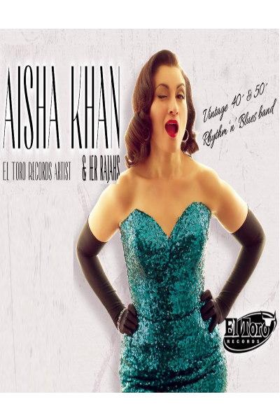 concert Aisha Khan