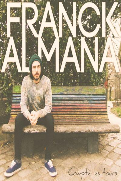 concert Franck Almana