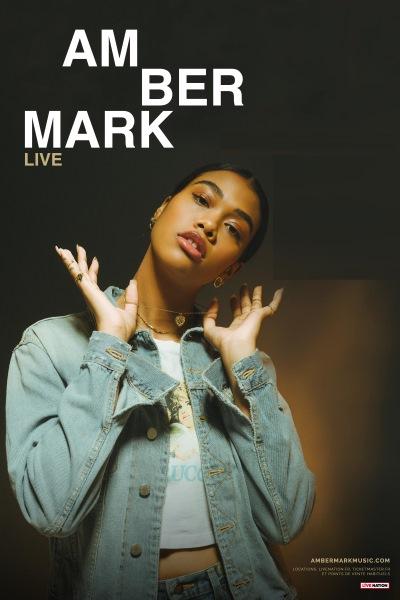 concert Amber Mark