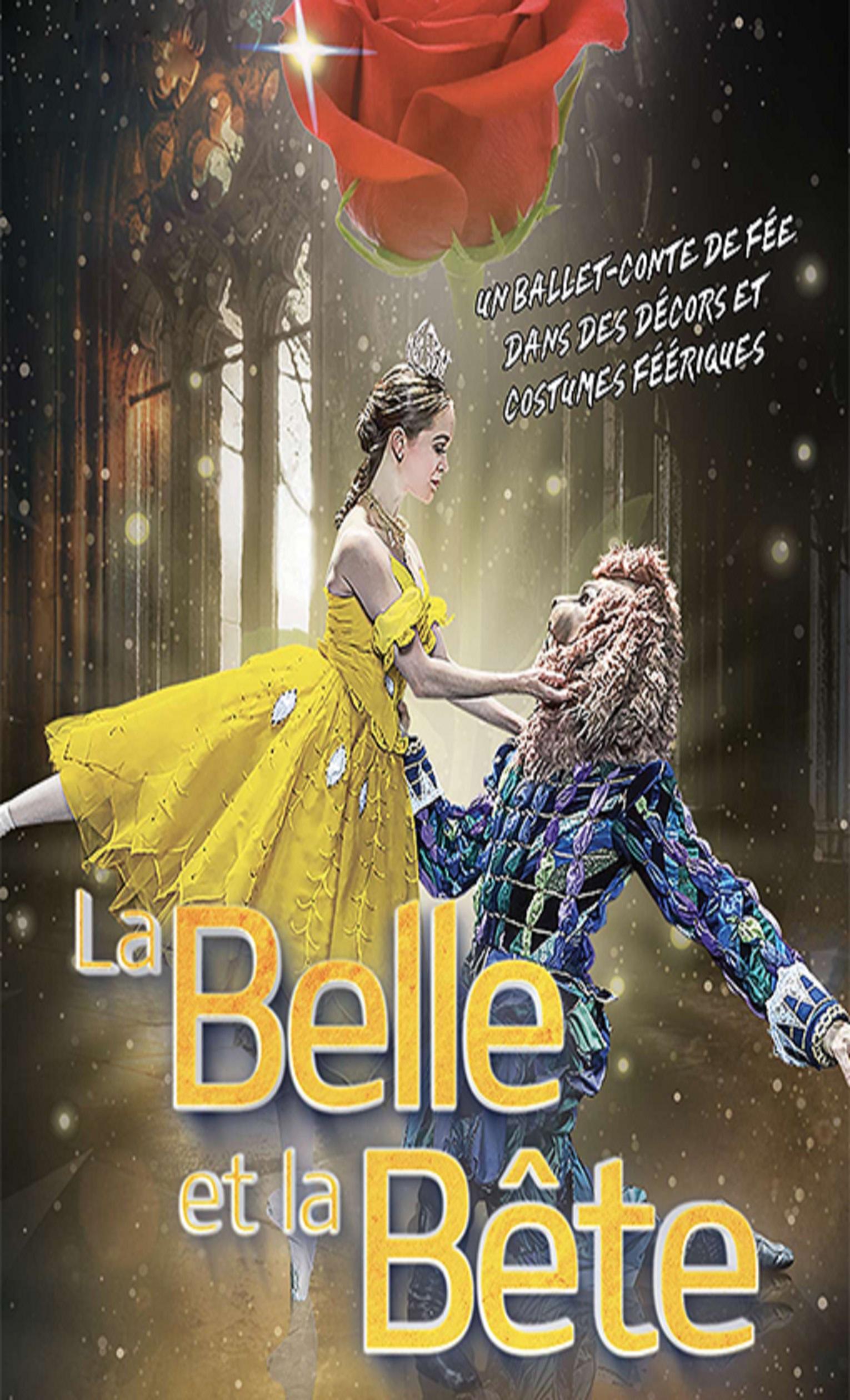 concert La Belle Et La Bete (opéra National D'ukraine)