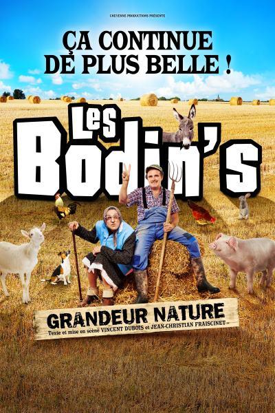 spectacle Les Bodin's Grandeur Nature de Les Bodins