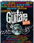 Autour de la Guitare - Présentation de tous les artistes de la tournée 2015