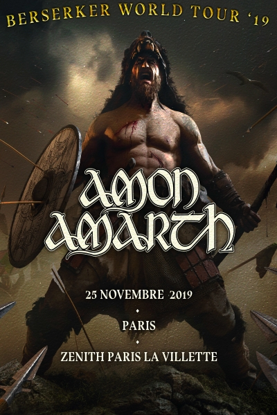 concert Amon Amarth