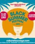 Black Summer Festival 2015 @ Cabaret Sauvage - Teaser