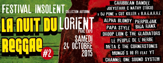 FESTIVAL INSOLENT COLLECTION AUTOMNE