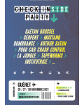 CHECK IN(SIDE) PARTY