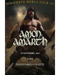 RESERVEZ / Les suédois Amon Amarth joueront leur death metal à Paris et Lyon en novembre !
