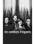 RESERVER / Nos cousins les Cowboys Fringants viendront nous visiter en avril : en concert à Paris, Nantes et Rennes