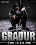 Gradur - #LHOMMEAUBOB ft. Migos