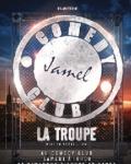 concert La Troupe Du Jamel Comedy Club