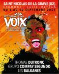 FESTIVAL / Le Festival des Voix de Moissac revient du 15 au 25 juin
