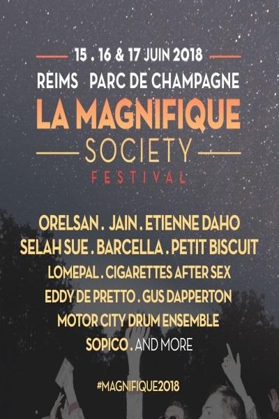 AFTERMOVIE - LA MAGNIFIQUE SOCIETY 2018