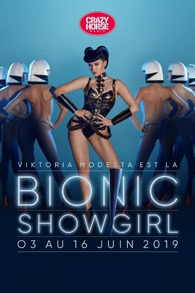 concert Bionic Showgirl