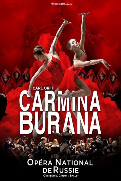 CARMINA BURANA - BALLET ORCH CHOEURS OPERA DE RUSSIE