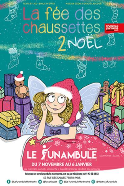 LA FEE DES CHAUSSETTES 2...NOEL