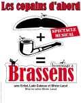 """concert Les Copains D'abord (""""hommage A Georges Brassens"""")"""