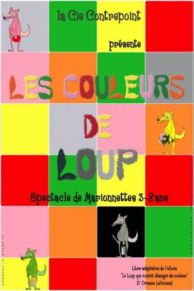 LES COULEURS DE LOUP