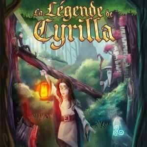 LA LEGENDE DE CYRILLA
