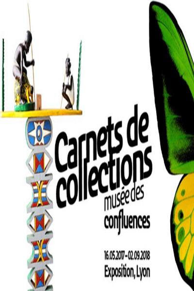 CARNETS DE COLLECTIONS