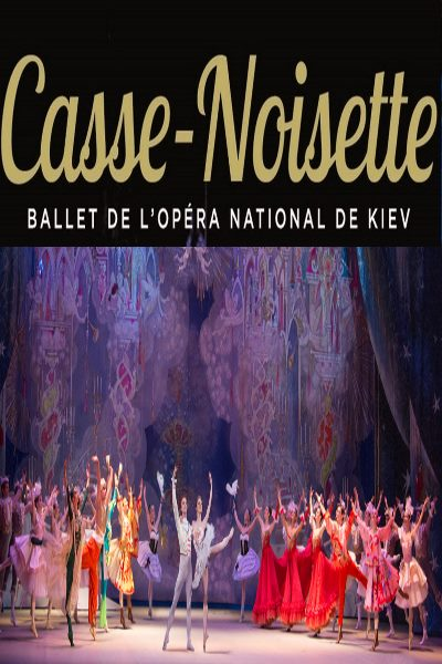 concert Casse Noisette (ballet Opera National De Kiev)