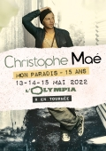 Christophe Maé dates supp