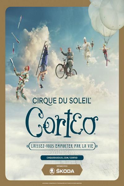spectacle Corteo de Corteo (cirque Du Soleil)
