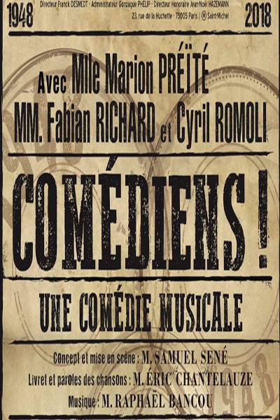 COMEDIENS!