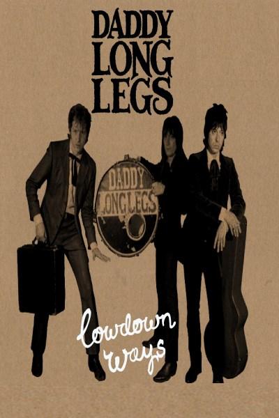 concert Daddy Long Legs