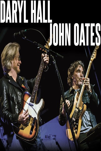 concert Daryl Hall & John Oate