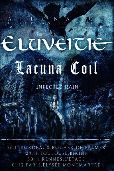 concert Eluveitie