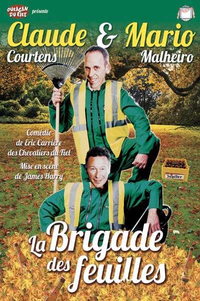 LA BRIGADE DES FEUILLES