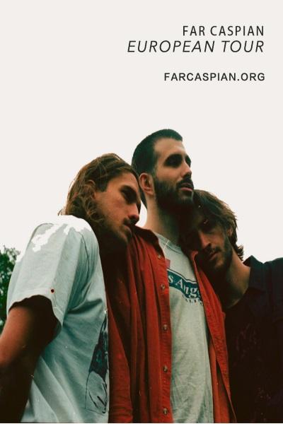 concert Far Caspian