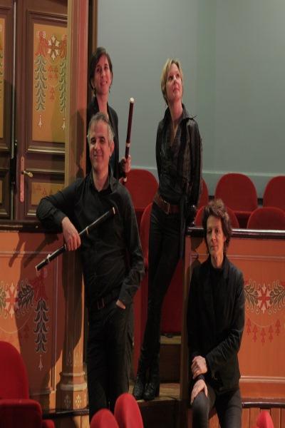 concert Ensemble Les Galants Caprices