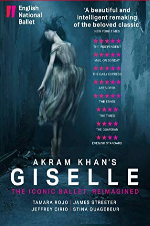 concert Giselle (akram Khan / English National Ballet)