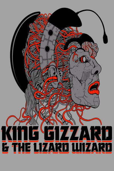 concert King Gizzard And The Lizar...