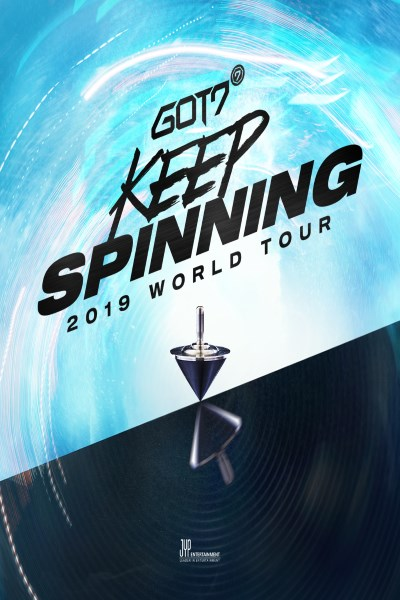 Spectacle KEEP SPINNING 2019 WORLD TOUR de GOT7