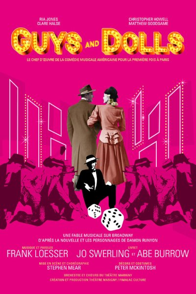 concert Guys And Dolls