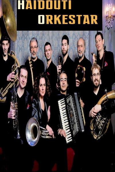 concert Haïdouti Orkestar