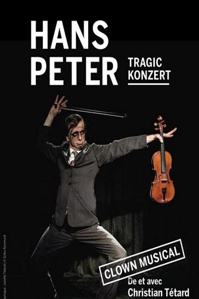 HANS PETER, TRAGIC KONZERT